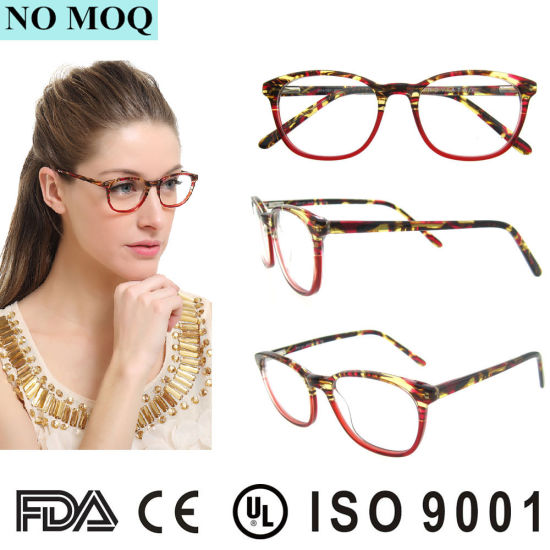 f2cc424d94d Latest Model Eye Glasses Frames Cheap Spectacle Frame Round Shape Eyewear  pictures   photos