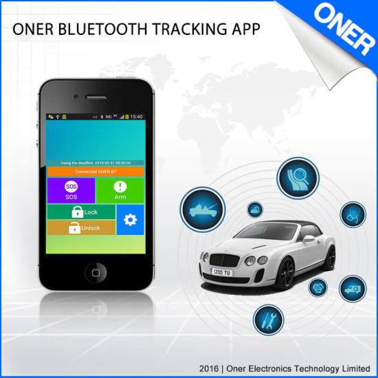 China Full Security Bluetooth GPS APP for Car Alarm - China Car
