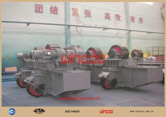 Anti-Drift Type Welding Rotator