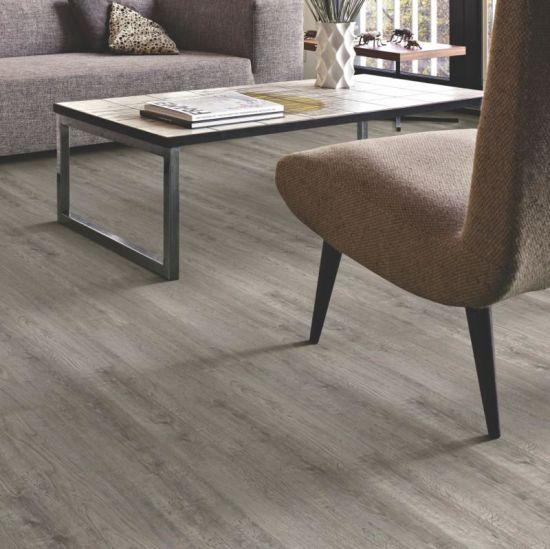 Wooden Look Pvc Vinyl Roll For Indoor Office
