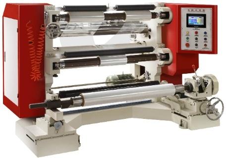PLC Control Slitter Machine