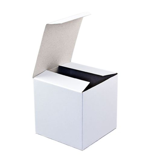 White Paper Carboard Gift Box Wholesale