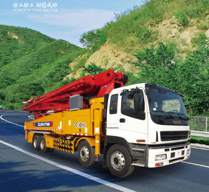 XCMG Hb52A-I 52m Concrete Mixer Truck Hydraulic Pump pictures & photos