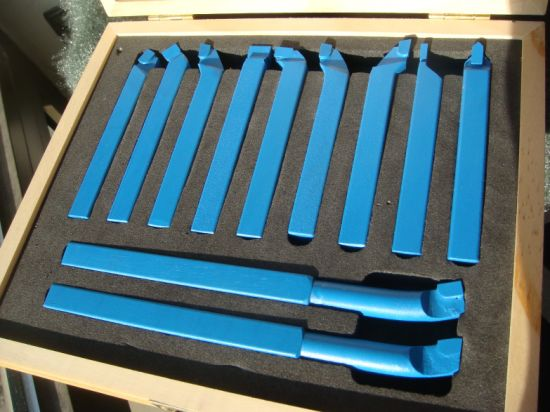 Carbide Tipped Tool Bits (DIN263-ISO11) pictures & photos
