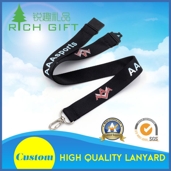Supply Custom Variety High Quality Lanyard for Company pictures & photos