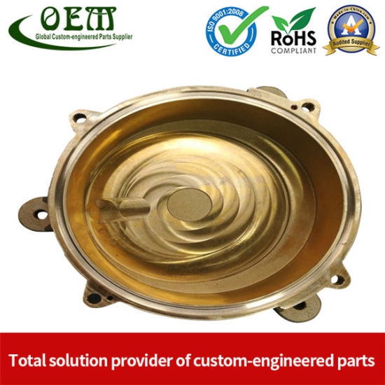 Reliable Brass CNC Turned Turning Precision Parts