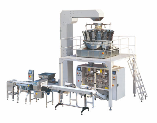 Automatic Food Packaging Machine Vffs Pouch Maker pictures & photos