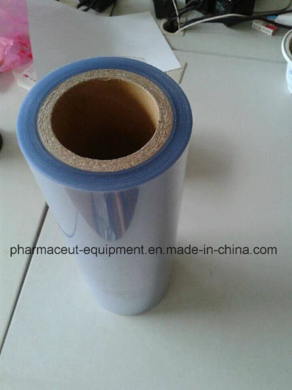 PVC/PE Rigid Plastic Packing Film Roll for Plastic Ampoule Forming Filing Sealing Packing Machine pictures & photos