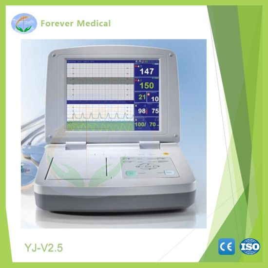 Ctg Handled Fetal Monitor Machine