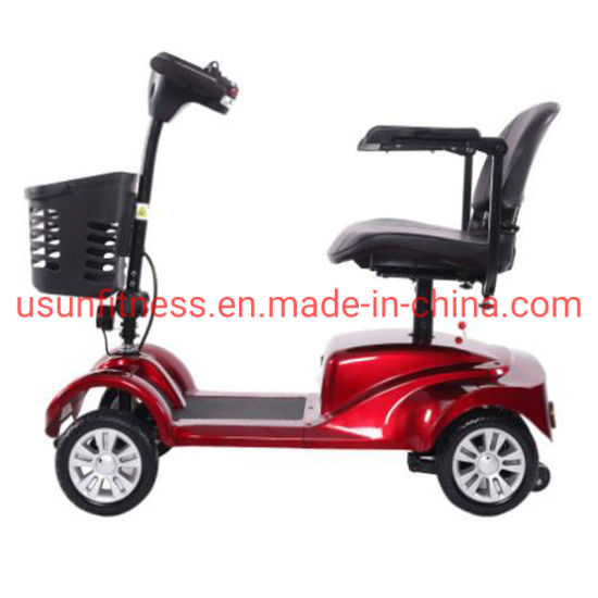 Cheap Four Wheels Mobility Scooter City Coco with Ce Certificate