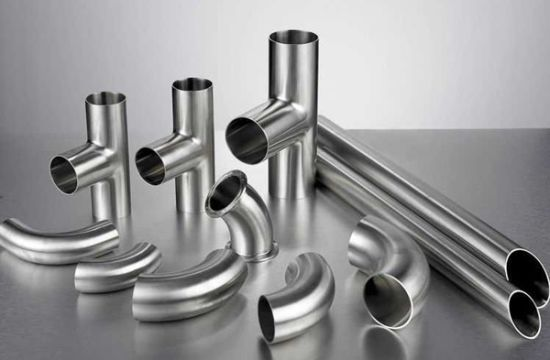 Stainless Steel ASTM A403 Wp304 Sanitary Fittings Price Elbow, Tee, Union, Reducer