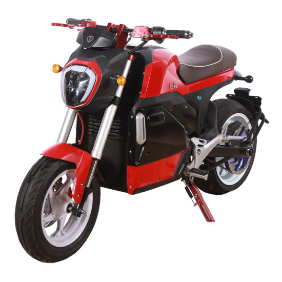 High Speed Racing Electric Motorcycle for Adult