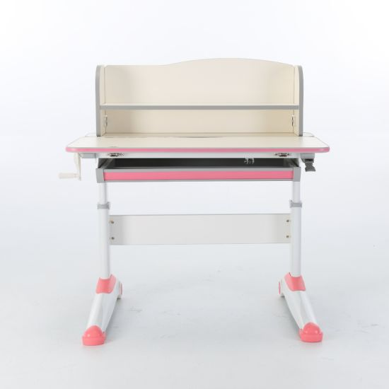 New Design Kids Furniture Study Table and Chairs for Student