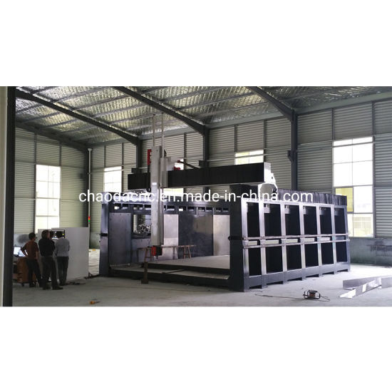 Heavy Duty CNC Milling Machine 5 Axis for Mould Making pictures & photos
