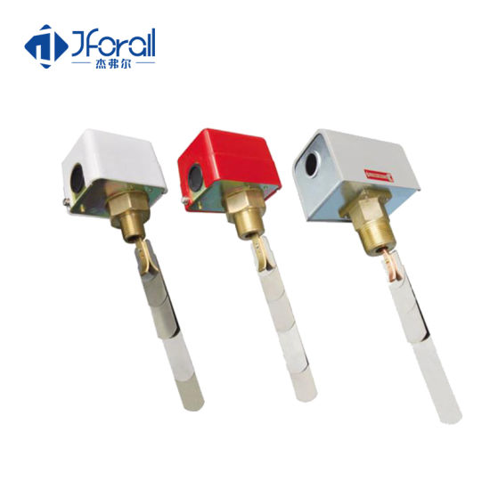 Electrical Paddle Type Flow Switch Adjustable Water Flow Switch Price