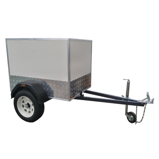 Canopy Trailer for Loading Luggages