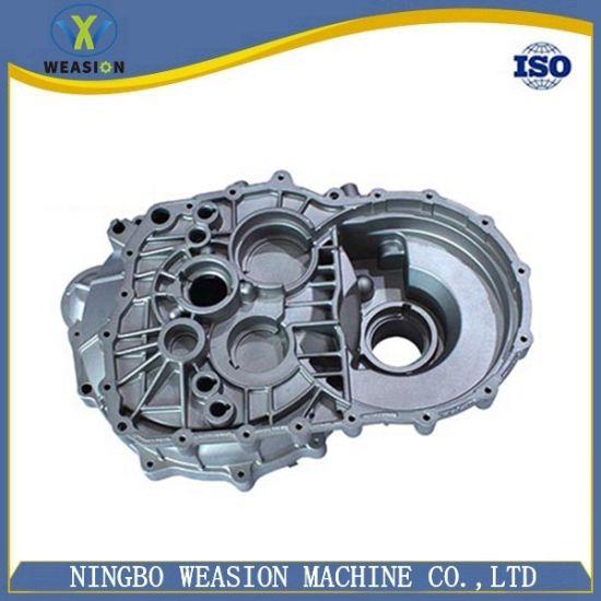 Die-Casting Aluminum Alloy Steam Parts Transmission Housing Die Casting  Process
