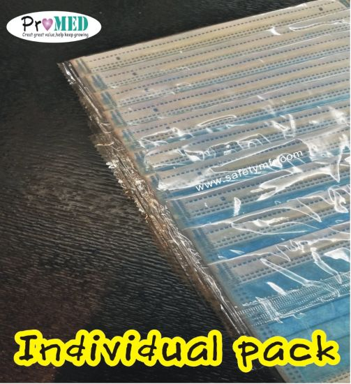 surgical mask disposable individually packed