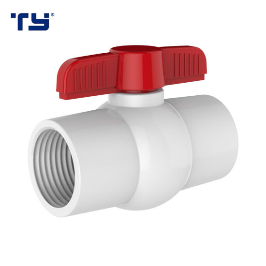 PVC-U Water Supply Pipes & Fittings Compact Ball Valve (THREAD) V02