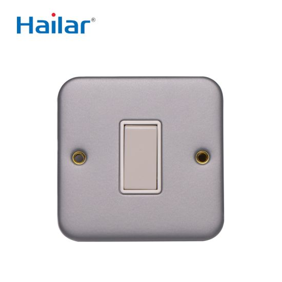 Wall Switch( Metal Clad Range)