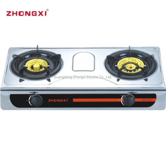 Good Sale Tabletop Stainless Steel Gas Stove