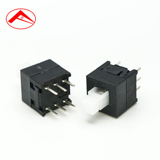 Non Self Locking Switch 5.8*5.8 7*7 8*8 8.5*8.5mm Button Switch pictures & photos
