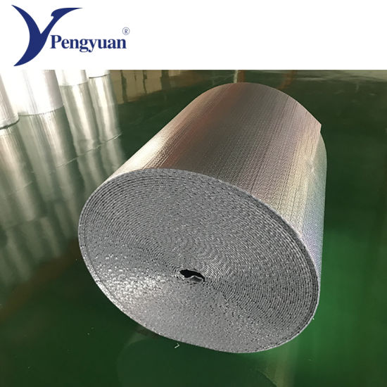Bubble Foil Roof Underlayment Thermal Insulation
