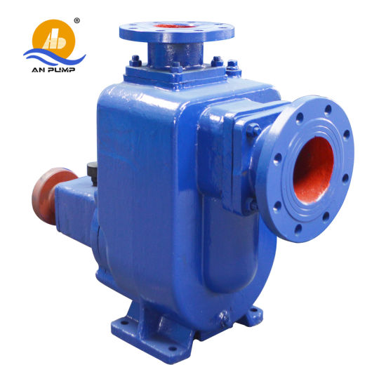 Movable Diesel Engine Irrigation Water Pump for Agriculture pictures & photos