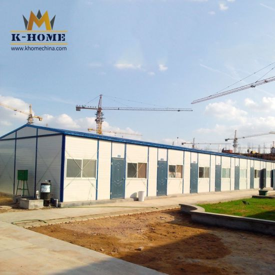 Construction Site Prefabricated Temporary Accommodation House pictures & photos