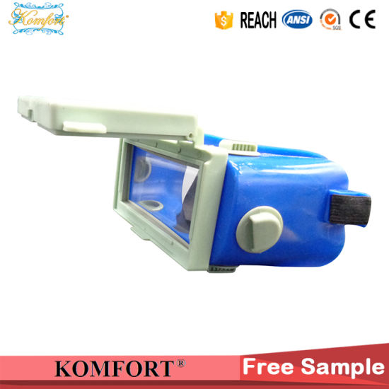 Round Welding Safety Goggles (JMC-211P) pictures & photos