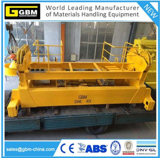 China 20&40FT Rotating Container Spreader 40 Ton - China