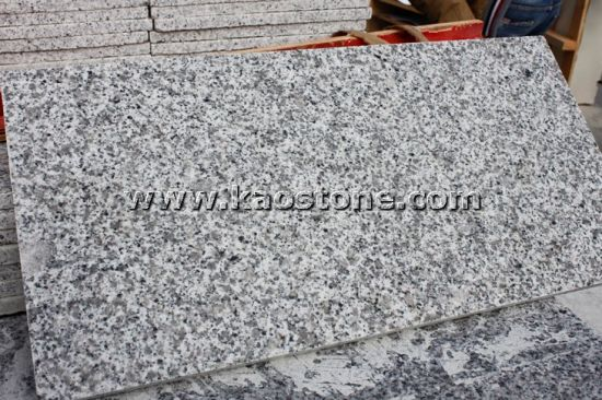 China Cheap Polished Greygray Granite G640 For Wallfloor Tile