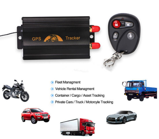 Coban GPS Car Tracking Device with Mobile APP Tracking (tk103B) pictures & photos