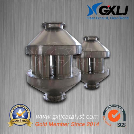 Diesel Particulate Filter Catalytic Converter for Cummins 750 kVA Diesel Generator Genset