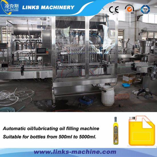 Zhangjiagang Factory Direct Price Viscous Liquid Filling Machine Supplier