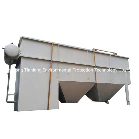 Dissolved Air Flotation Solid Liquid Separation Equipment Sewage Treatment