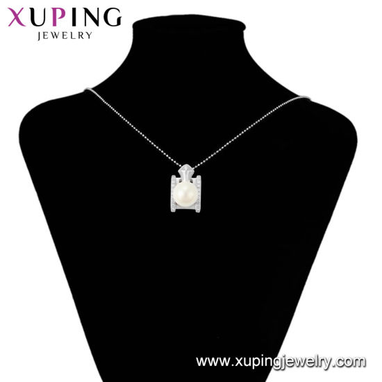 64866 Hot Sale Xuping Newest Jewelry Pearl Set pictures & photos