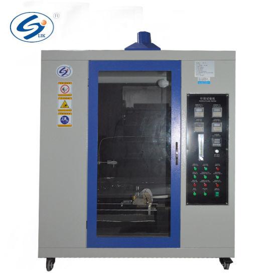 ISO IEC Testing Machine IEC 60695-11-5 Needle Flame Tester