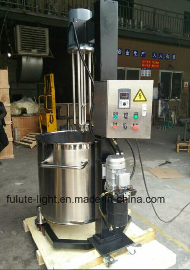 2800rpm High Shear Homogenizer Mixer pictures & photos