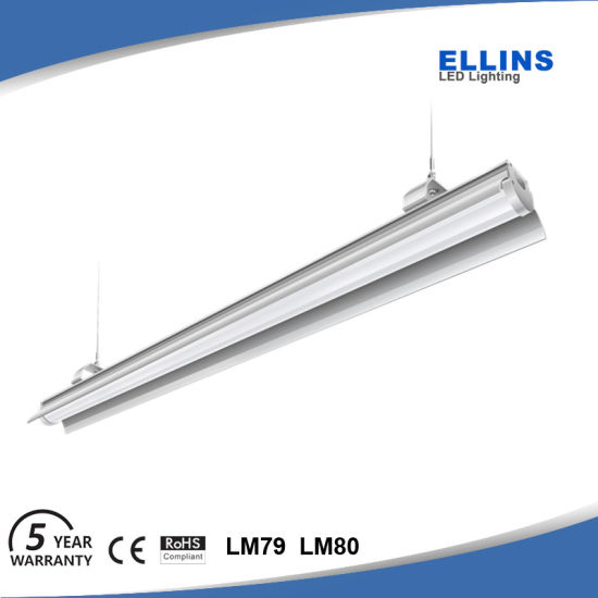 Commercial LED Linear Light LED Suspending Tube Light 4FT 5FT 40W 60W pictures & photos