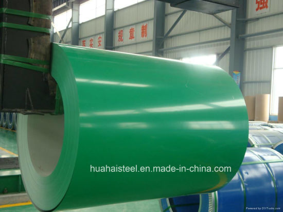 Pre-Painted Galvanized Steel in Coil (PPGI) pictures & photos