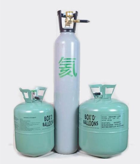 High Quality Filled He2 Industrial Helium