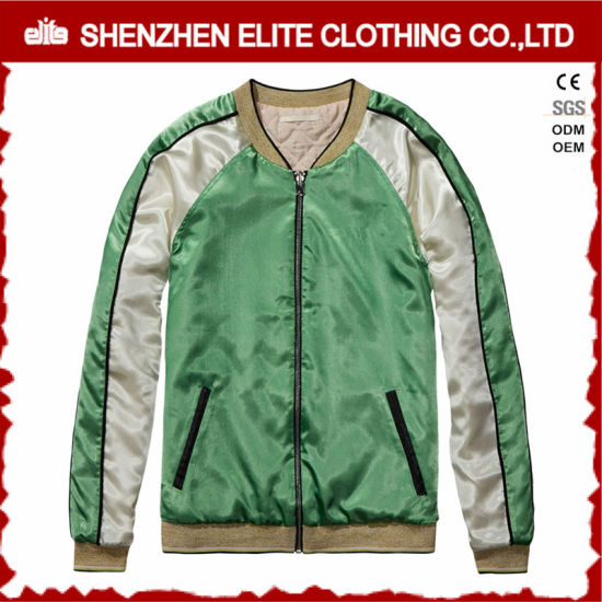 631853c3743 Custom Embroidery Fashionable Women Varsity Jacket Cheap (ELTWBJI-13)  pictures   photos
