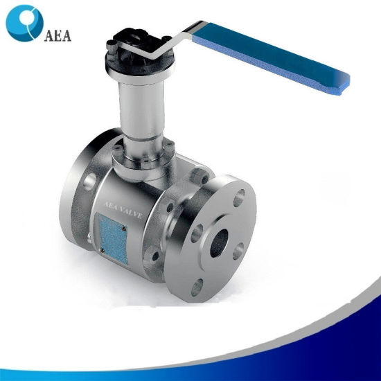 Stainless Steel Extended Stem Low Temperature Floating Ball Valve pictures & photos