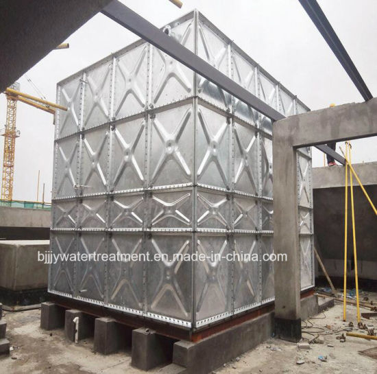 Galvanized Steel Water Tank / Storage Tank/Galvanzied Water Tank