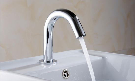 Top Design Automatic Sensor Faucet Bathroom Sensor Faucet