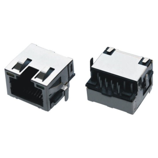 China Extra Low Profile RJ45 Connector Ethernet Jack - China Extra ...