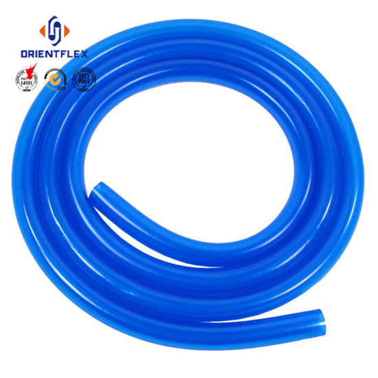 Clear Braid Reinforced PVC Hose pictures & photos