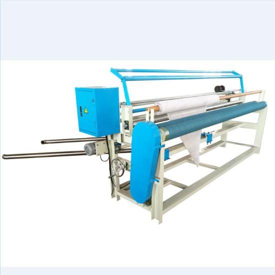 Stepless Speed Variation Fabric Winding Machine