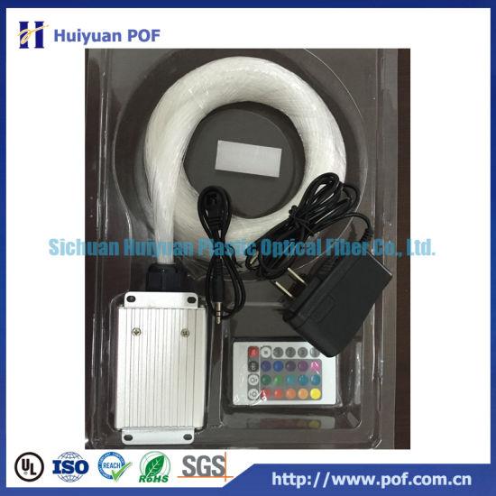 china optical fiber cable diy kit for decorative lighting china